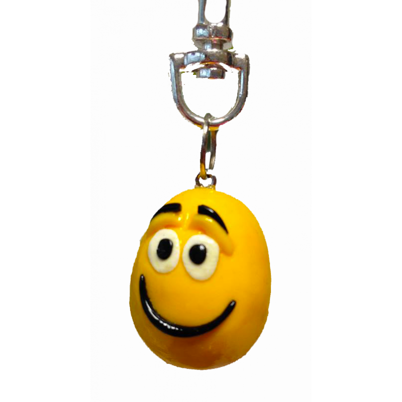 Porte clefs simple les bibulles for Porte simple