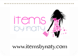 ITEMS by Naty